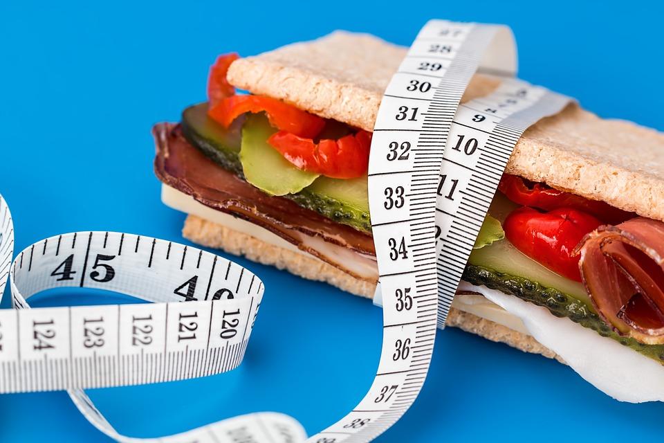 Dietní sendvič